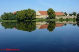 Mirešický rybník